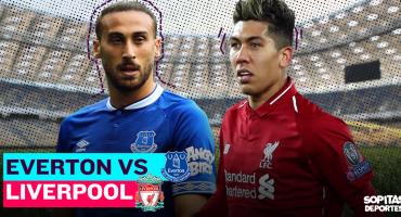 Premier League EN VIVO: Derbi de Merseyside donde Liverpool buscará ser líder