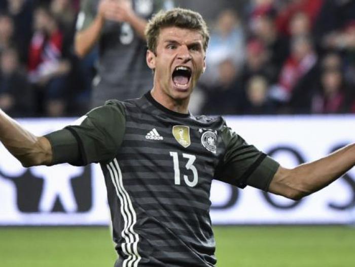 El récord que Thomas Muller ya no podrá romper tras ser cortado de la Selección de Alemania