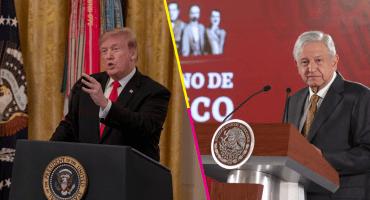 'México no hace NADA para detener a los migrantes', arremete Trump contra gobierno de AMLO