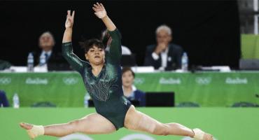 ¡Orgullosa mexicana! Alexa Moreno avanzó a la final en Mundial de Gimnasia