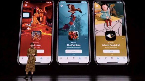 Apple Arcade: El nuevo servicio de de pago para jugar videojuegos