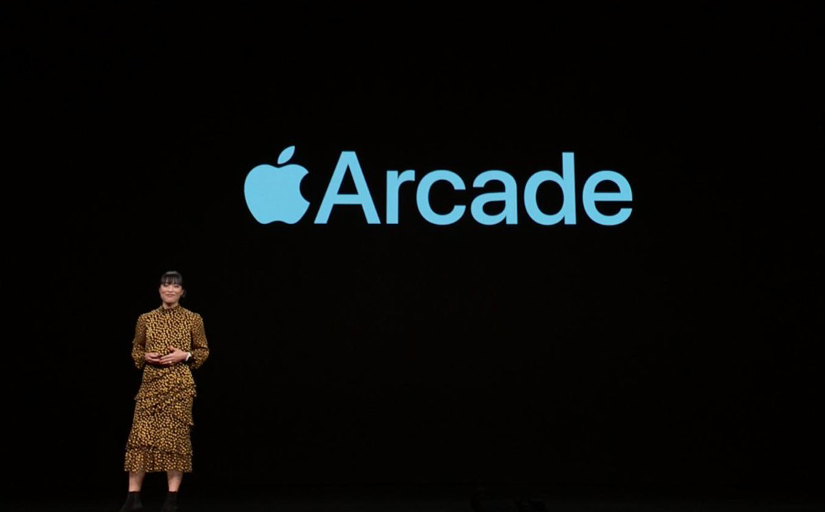 Apple Arcade plataforma videojuegos de Apple