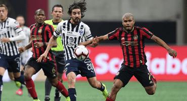 El gol de Josef Martínez que terminó con el invicto de Rayados en el 2019