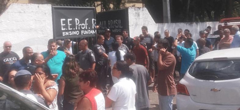 Al menos 8 personas fallecieron en un tiroteo en escuela de São Paulo, Brasil