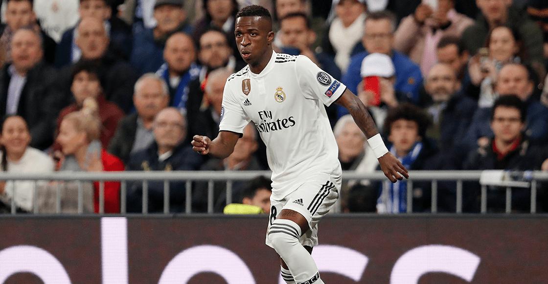 Vinicius revela que Barcelona le ofreció más dinero que el Real Madrid