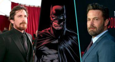 Para celebrar a Batman: 8 actores que interpretaron al Caballero de la Noche