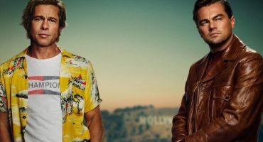 Checa el primer póster de 'Once Upon A Time in Hollywood' de Quentin Tarantino