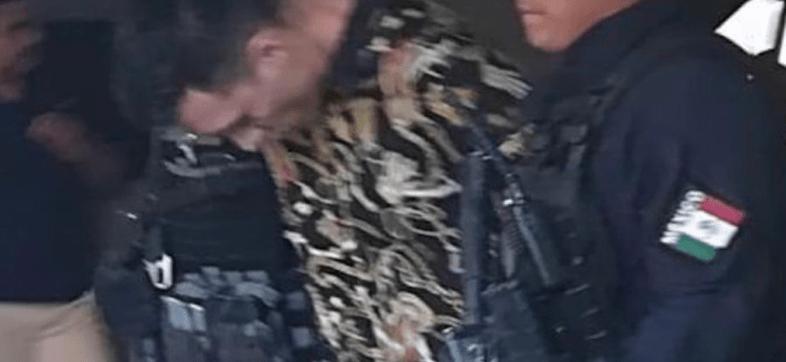 Y en Álvaro Obregón, capturan al Alexis uno de los presuntos líderes de la Unión Tepito