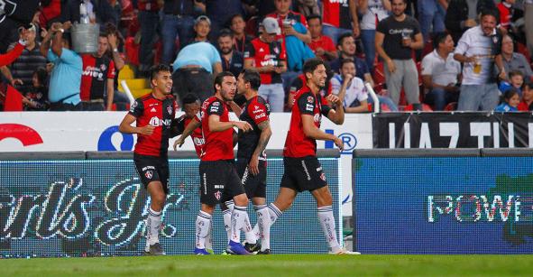 Casi dos meses después, Atlas volvió a ganar en Liga MX y con gol de Jesús Isijara