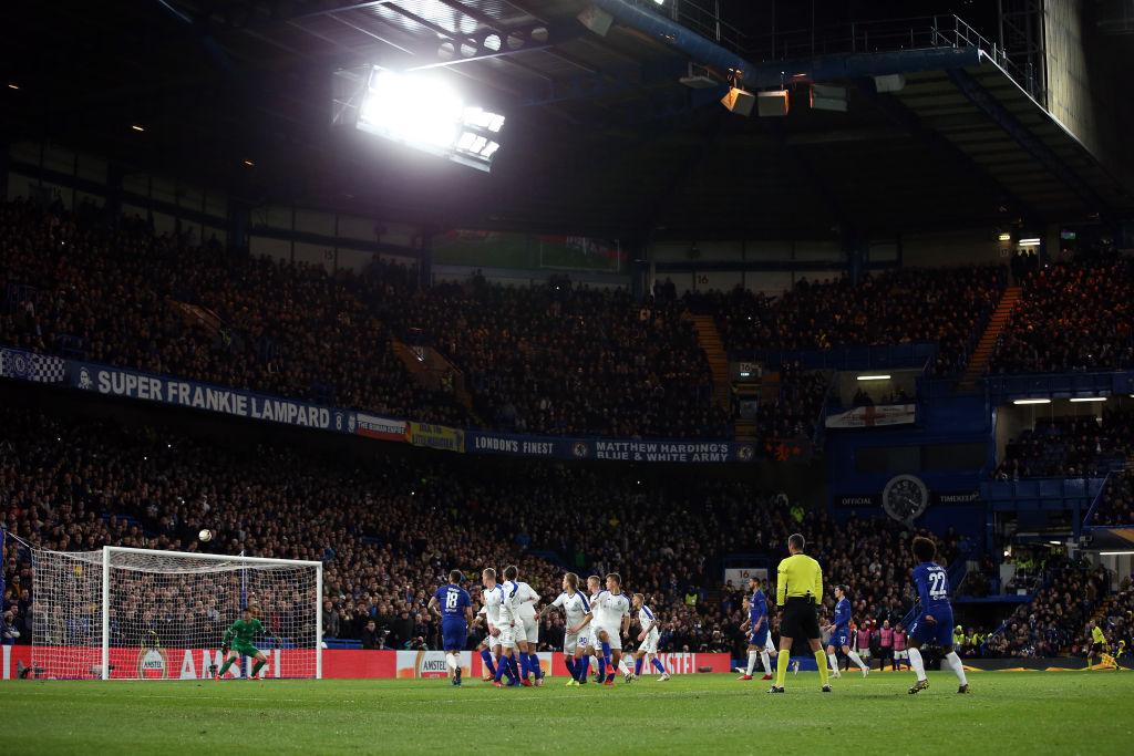 ¡Qué joya! En imágenes el golazo de Willian en la Europa League