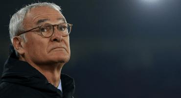 Vaya, eso fue rápido... Claudio Ranieri es nuevo DT de la Roma