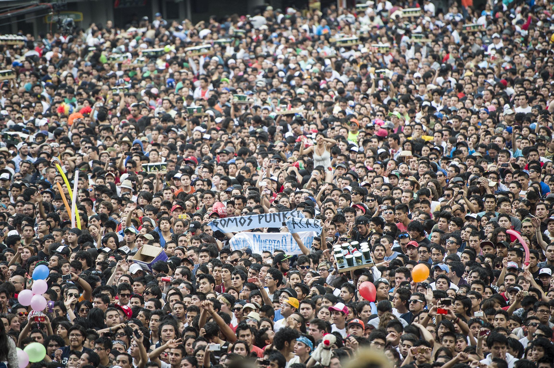 11 momentos clave para convertir al Vive Latino en el mejor festival iberoamericano