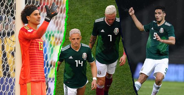 ¡Todo listo! Ve la convocatoria del Tri para la primera Fecha FIFA del 2019