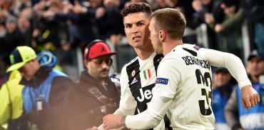 La posible sanción a Cristiano Ronaldo a la que la Juventus no le teme