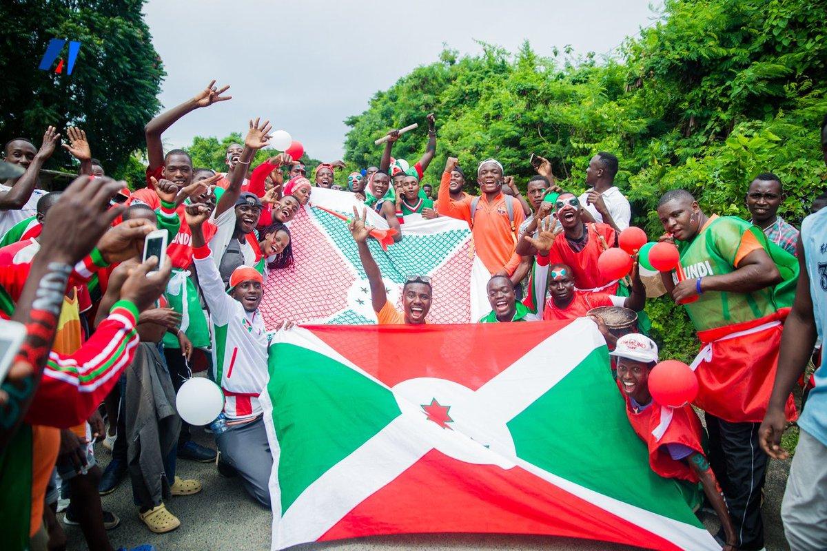 El histórico pase de la Selección de Burundi a la Copa Africana de Naciones