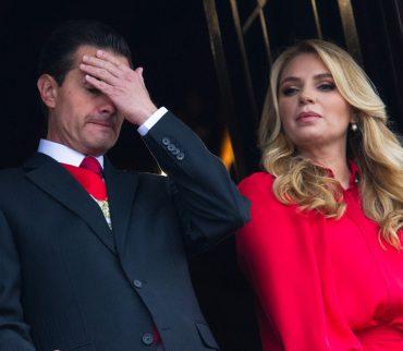 Angélica Rivera exige coches de lujo y aviones privados para divorciarse de Enrique Peña Nieto