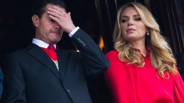 Divorcio de Angélica Rivera y Enrique Peña Nieto