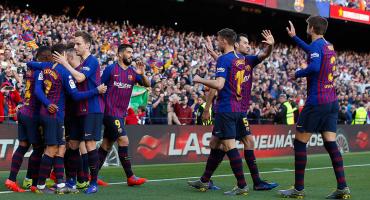 ¡Siempre D10S! El doblete de Messi con el que el Barcelona se llevó el derbi catalán