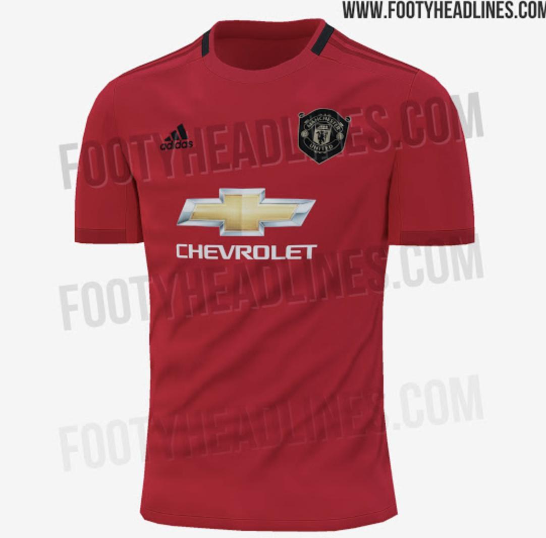 Es Bellisimo Asi Seria El Nuevo Uniforme Del Manchester United