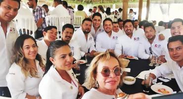 Y en Chiapas, reaparece Elba Esther Gordillo para lanzar un nuevo partido