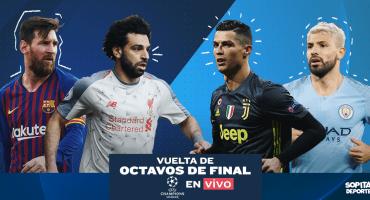 Barcelona-Lyon, Bayern-Liverpool: Todos los partidos y goles de los Octavos de Final de la Champions League
