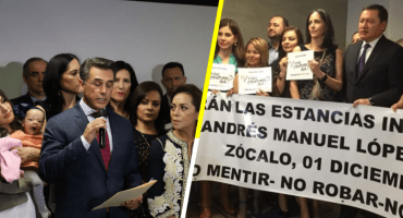 Mayer ft. Chong & Vazquez Mota: Senadores y diputados crean frente por los derechos de los niños