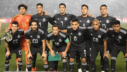 ¿Osorio, eres tú? Este sería el 11 del Tri ante Paraguay