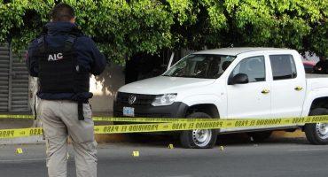 Hombres armados balearon las oficinas de la FGR en Irapuato