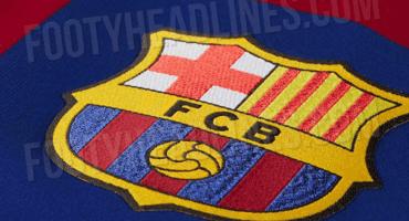 ¿Será definitivo? Filtran la playera del Barcelona para la campaña 2019-2020