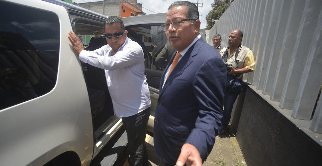 Y ahora, exgobernador interino acusado de tirarle 'paro' a Javidú es exonerado