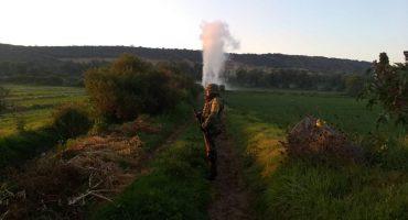 Nueva fuga de combustible en Tlahuelilpan, Hidalgo; nadie acudió por gasolina