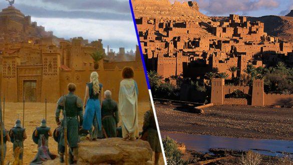 Lugares donde se grabó Game of Thrones y que puedes visitar