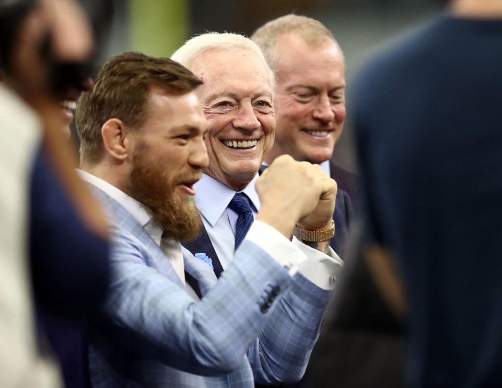 """Fan atacado por McGregor contó lo sucedido: """"Rompió mi teléfono y comenzó a reír"""""""