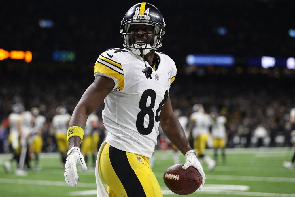 Terminó la novela: Steelers y Raiders llegaron a un acuerdo por Antonio Brown