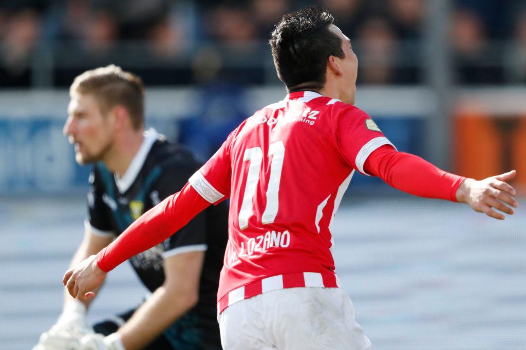Manchester United vs Napoli: Una batalla 'a muerte' por el fichaje del 'Chucky' Lozano