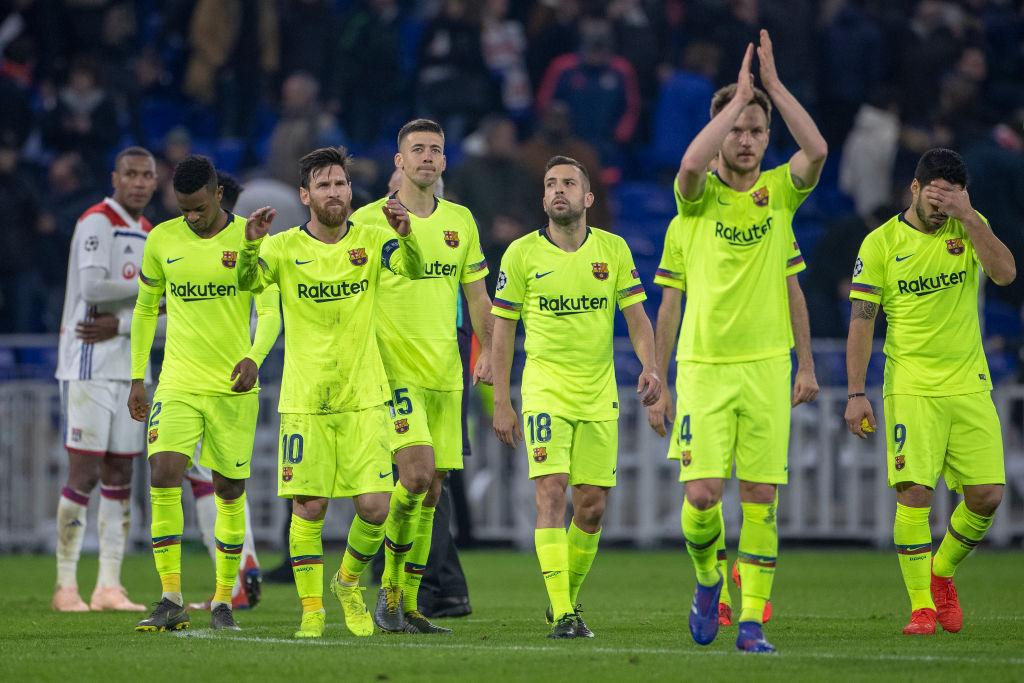 Barcelona, el equipo español más acostumbrado a estar en Cuartos de Champions League