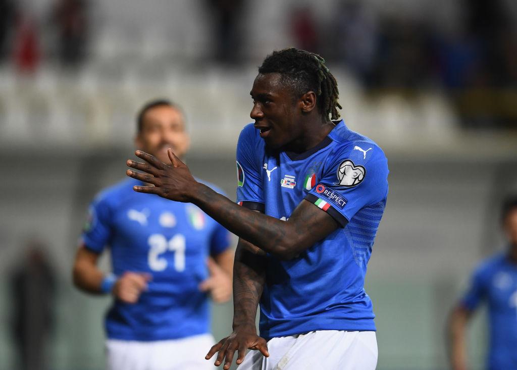 Juventus le debe dos tractores al padre de Moise Kean ¡y no se los han querido pagar!