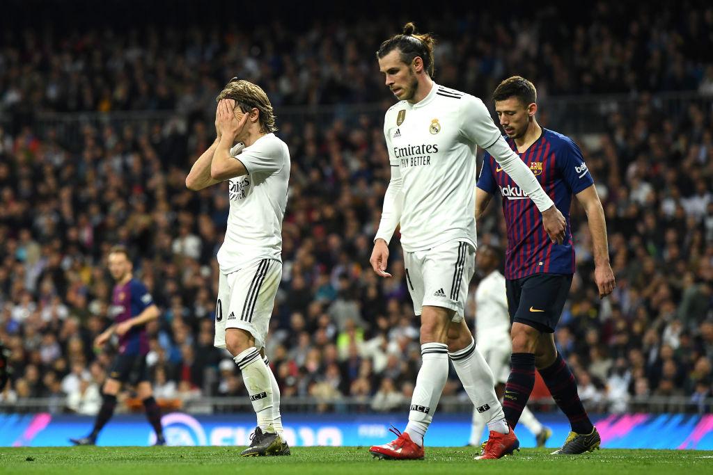 El monumental desplome del Real Madrid bajo el mando de Solari: Dos títulos perdidos