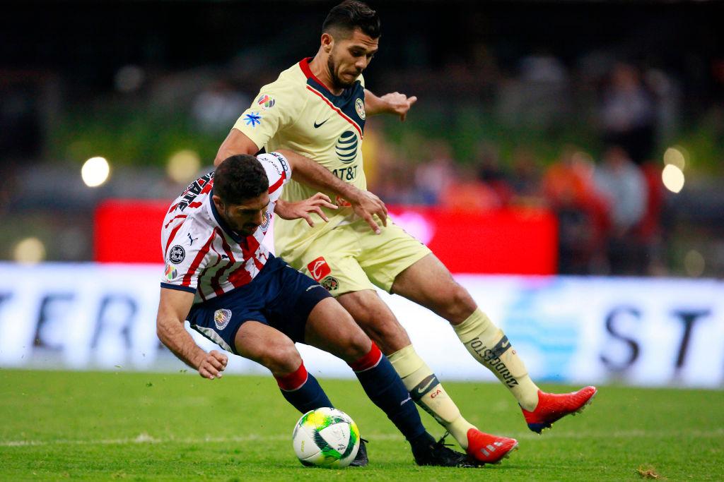 El récord histórico en Clásicos que podría romper el 'Piojo' Herrera con el América