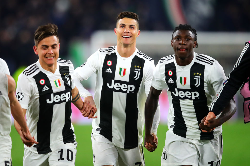 Lo normal: Cristiano Ronaldo marcó gol con la Juventus y sigue 'On Fire'