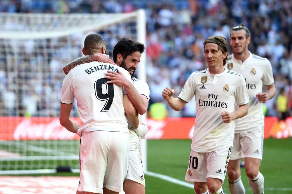 #EfectoZidane: Isco y Bale guiaron el resurgimiento del Real Madrid en La Liga