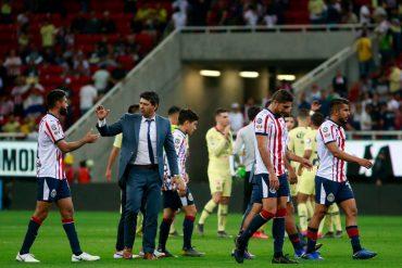 """¿Conformista? Cardozo se fue feliz del Clásico por el cierre de Chivas: """"Nos morimos como grandes"""""""