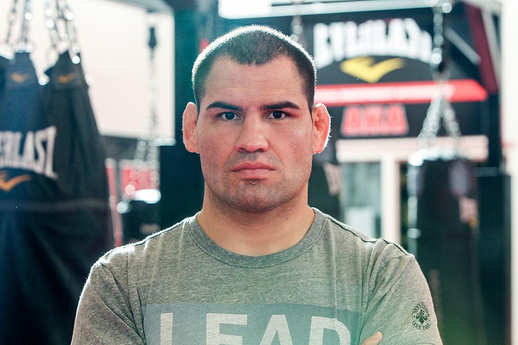 Caín Velásquez aceptó estar en Triplemanía para demostrar que 'la lucha libre es falsa'