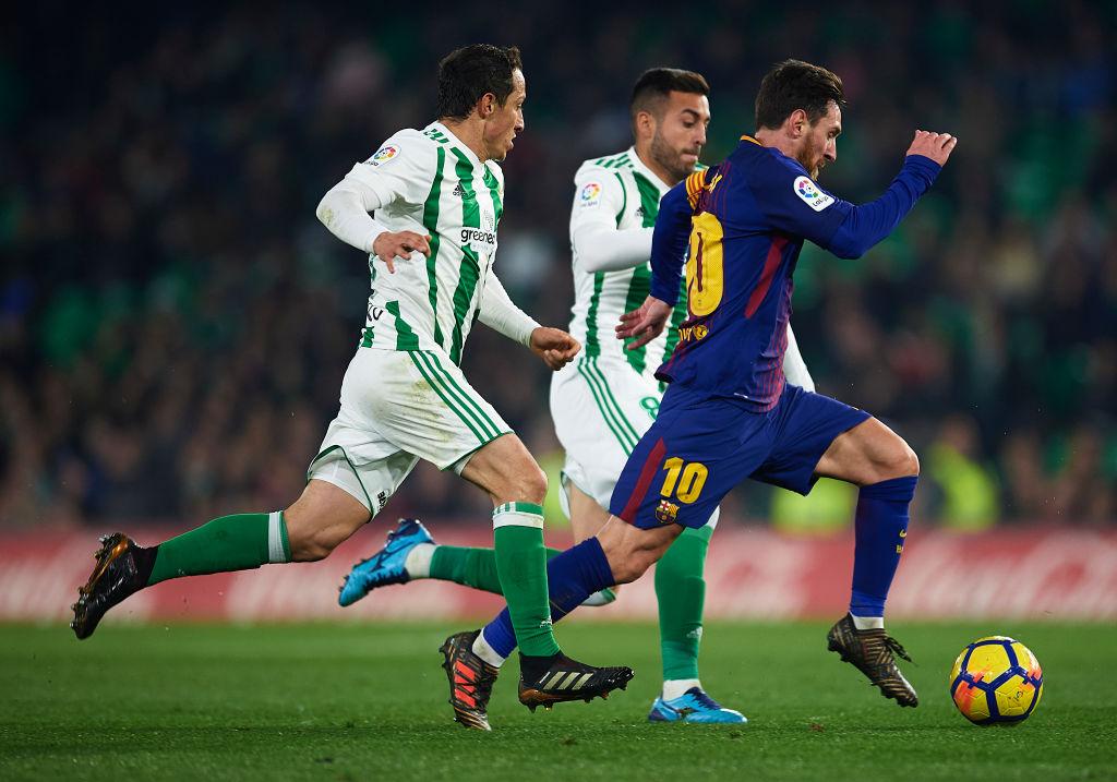 """Guardado tomó con humor que Messi 'lo traiga de hijo': """"En 20 fotos con él, nunca tengo el balón"""""""