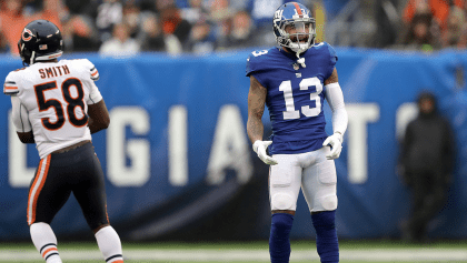 ¿Error o acierto? Giants transfieren a Odell Beckham Jr. a los Browns