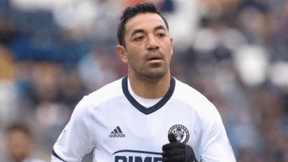 ¡Como los grandes! Marco Fabián reapareció con gol con el Philadelphia Union