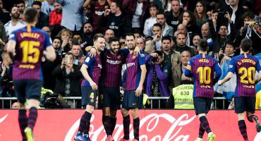 ¡Un Clásico! Barcelona volvió a ganar en el Bernabéu con este gol de Ivan Rakitic