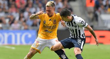 ¡Un Clásico! Revive los goles del empate entre Rayados y Tigres