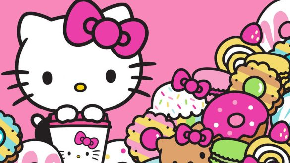 ¡Hello Kitty debutará en Hollywood con su primera película!