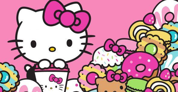 ¡Hello Kitty debutará en Hollywood con su primera película!